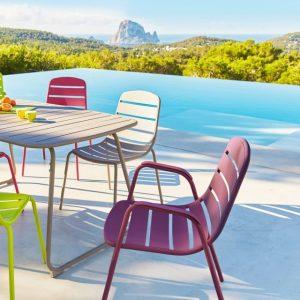 Table Et Chaise Exterieur Carrefour