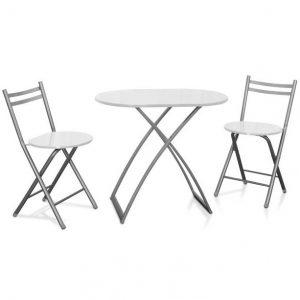 Table Pliante Avec Chaises
