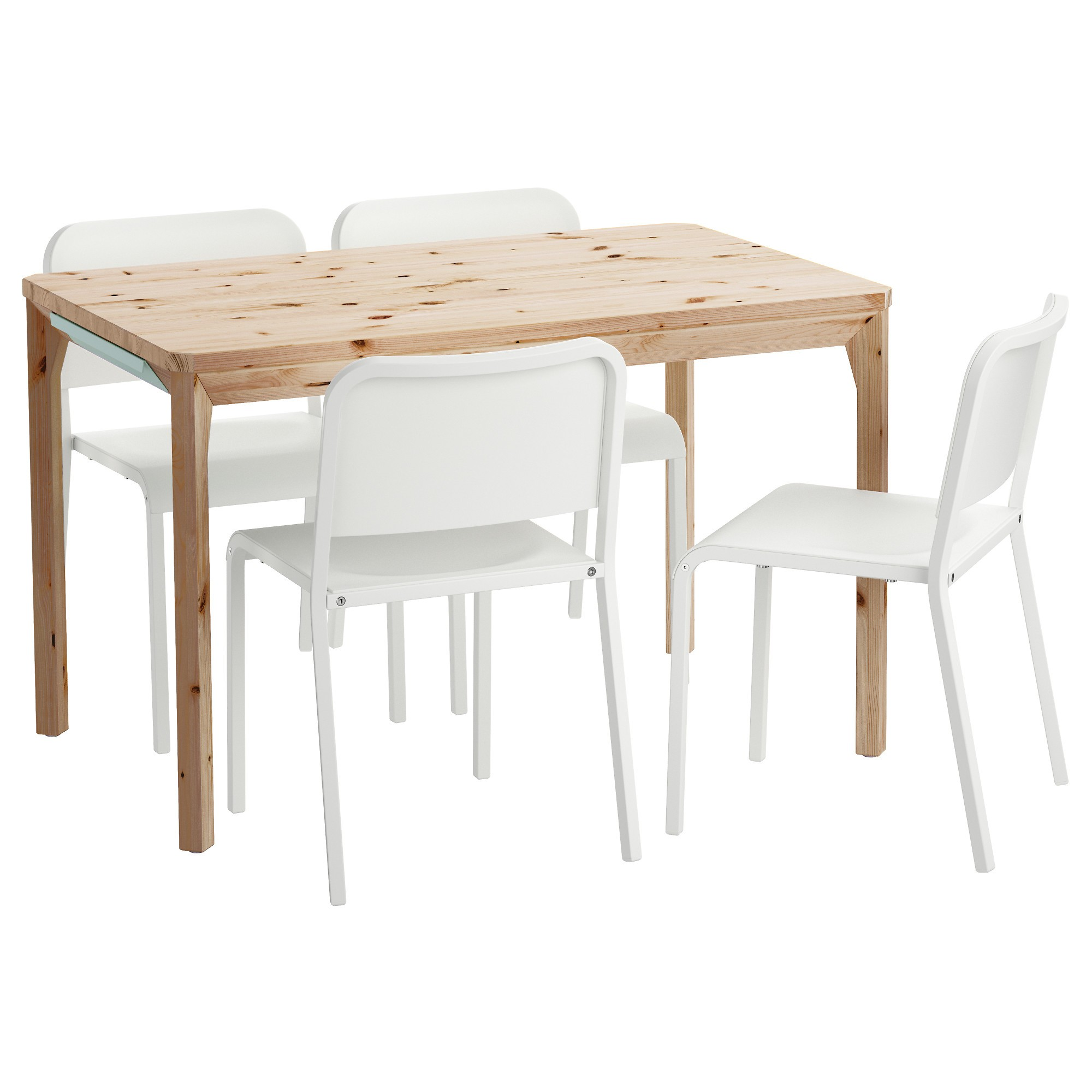 Table pliante avec chaises ikea chaise id es de for Table pliante avec chaise encastrable