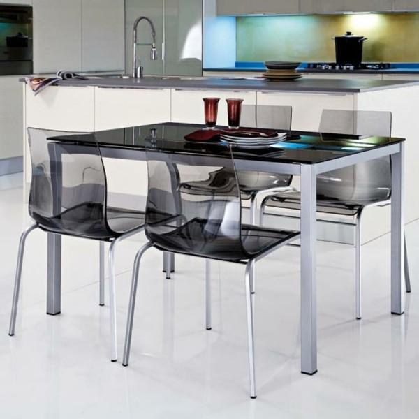 Tables Et Chaises De Cuisine Modernes