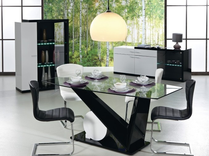 chaises design conforama amazing indogate chaise cuisine moderne table plus chaise de cuisine. Black Bedroom Furniture Sets. Home Design Ideas