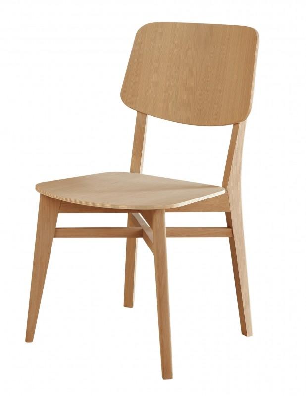 Chaise En Bois Brut à Peindre