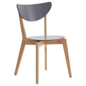Chaises de cuisine en bois brut chaise id es de for Chaise bois solde