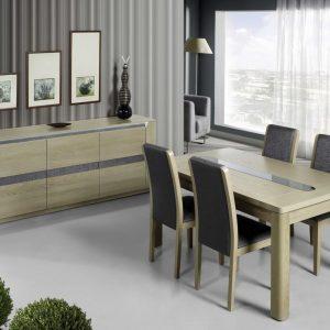 Chaise bois brut chaise id es de d coration de maison for Chaise en bois salle a manger