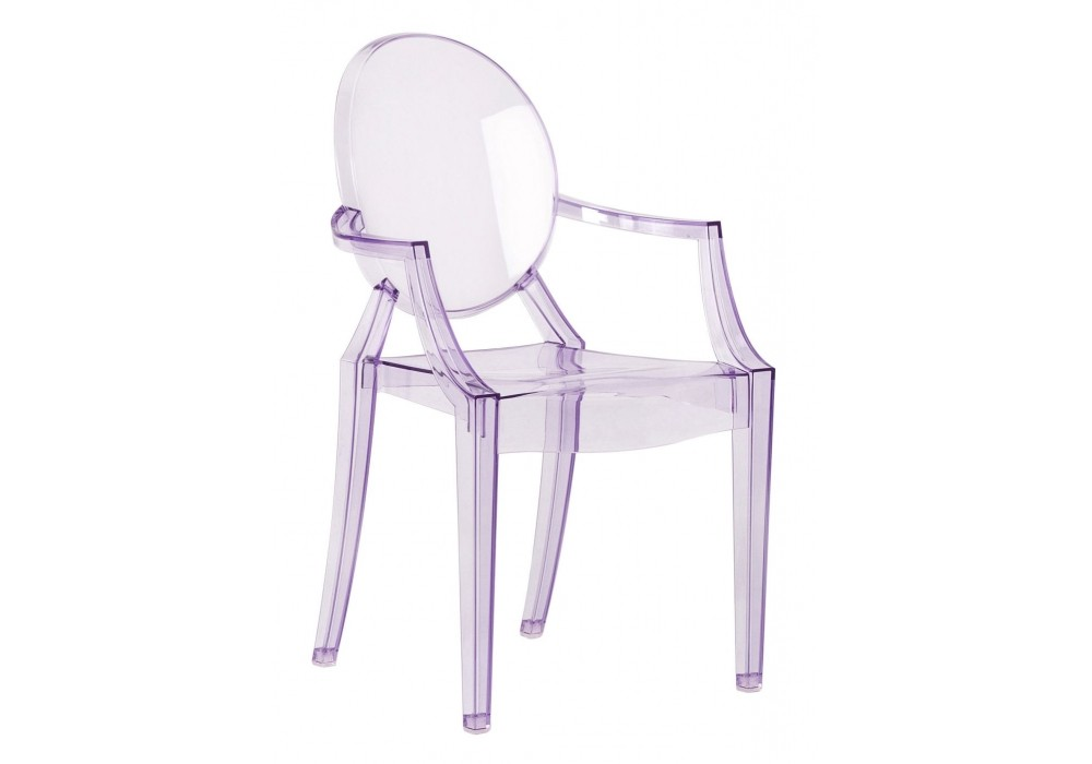 Chaise Ghost Philippe Starck