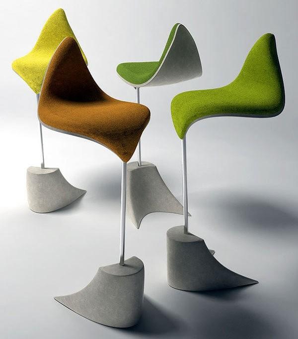 Chaise Haute Design De Bar
