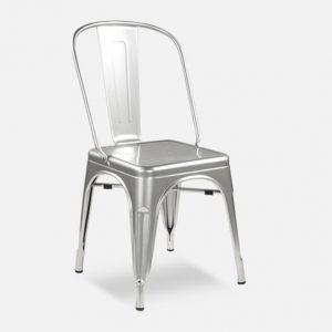 tabouret de bar type tolix chaise id es de d coration. Black Bedroom Furniture Sets. Home Design Ideas