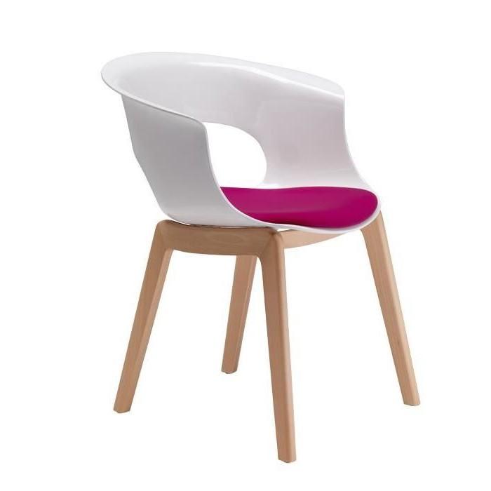 Chaise Pied Bois Design