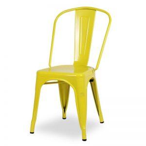chaise style tolix maison du monde chaise id es de. Black Bedroom Furniture Sets. Home Design Ideas