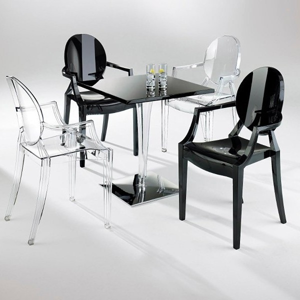 Chaises Louis Ghost Kartell