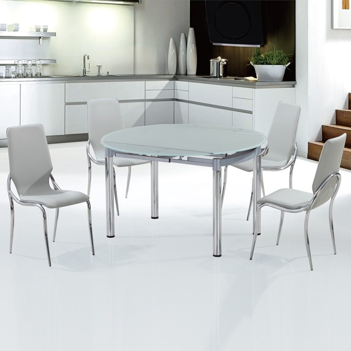 Ensemble Table Extensible Et Chaises