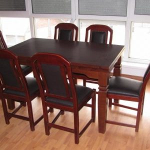 Table et chaises salle manger but chaise id es de d coration de maison - Ensemble table chaise salle a manger ...