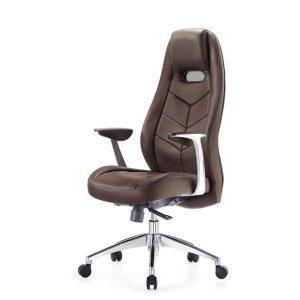 fauteuil de bureau manager marron chaise id es de d coration de maison mbnrwxglo2. Black Bedroom Furniture Sets. Home Design Ideas