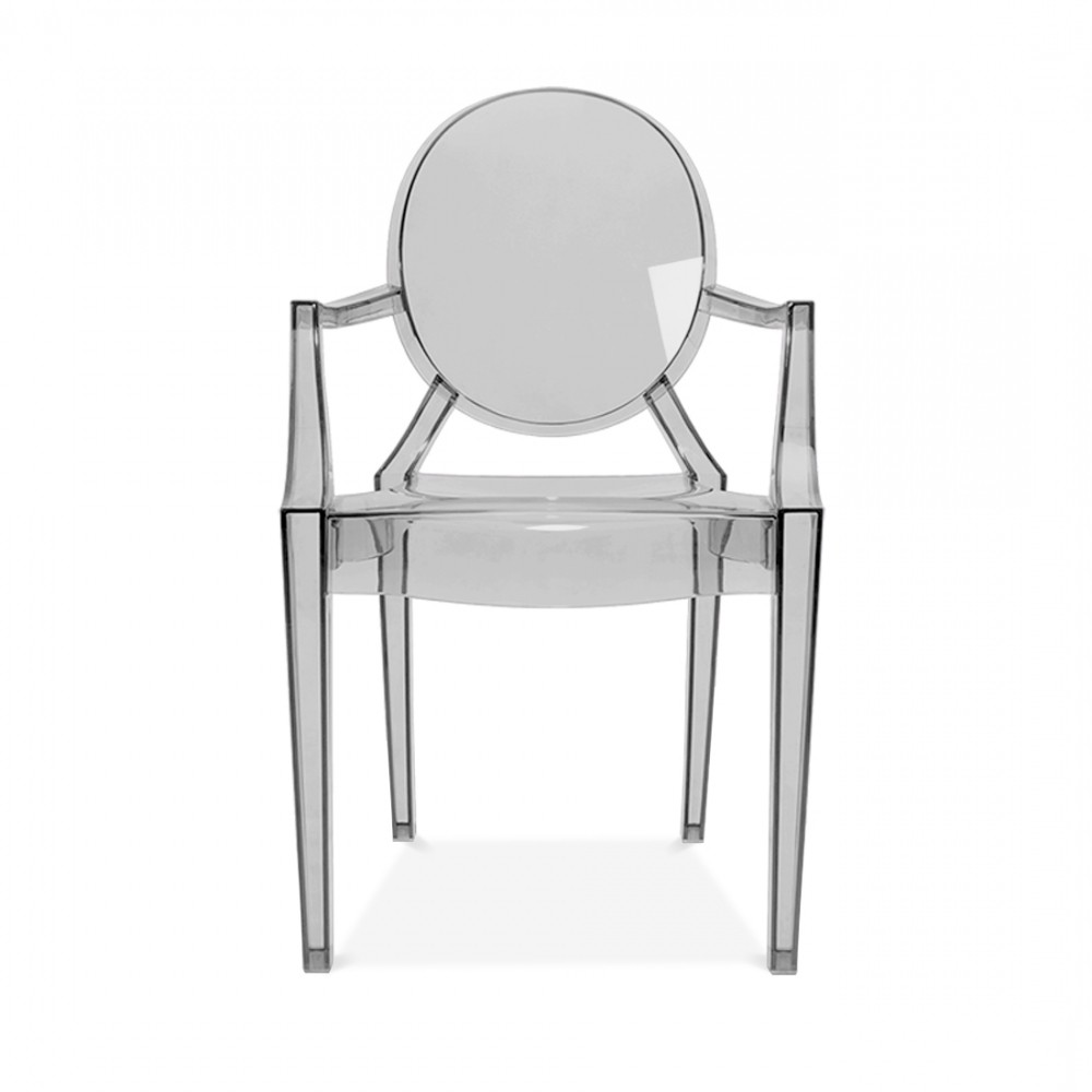 Fauteuil Philippe Starck Louis Ghost
