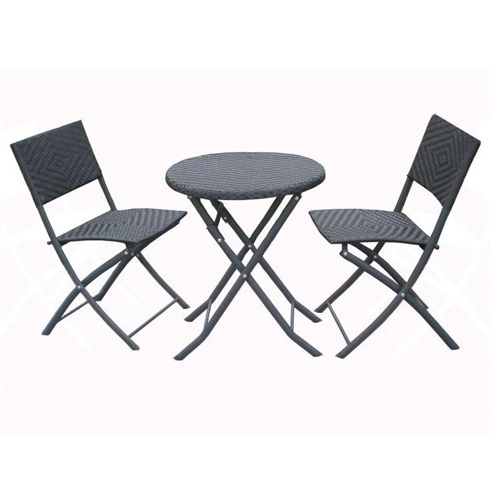 Table Et Chaise De Jardin Métal