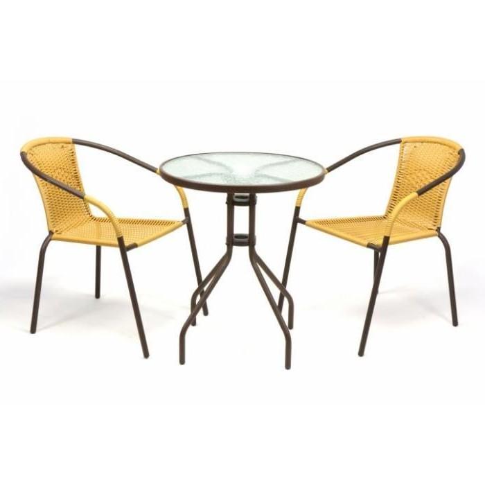 Table Et Chaises Bistro