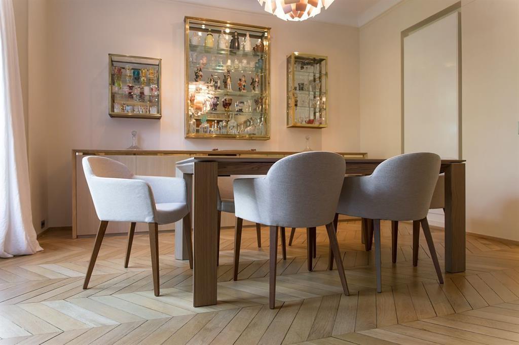 Table Et Chaises De Salle à Manger Design