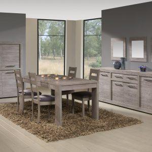Table et chaises salle manger roche bobois chaise for Salle a manger roche bobois