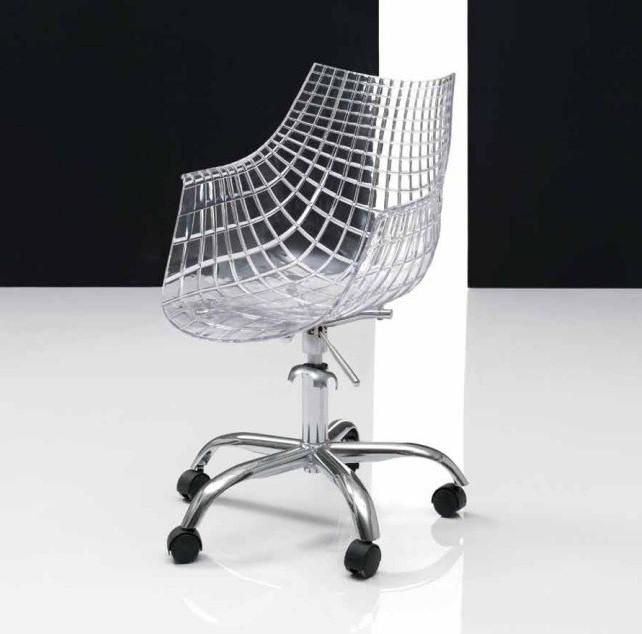 Tapis Chaise De Bureau Transparent