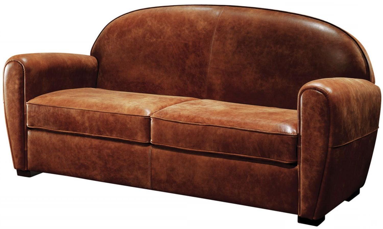 canap club cuir vieilli marron canap id es de d coration de maison gqd23vmbzr. Black Bedroom Furniture Sets. Home Design Ideas