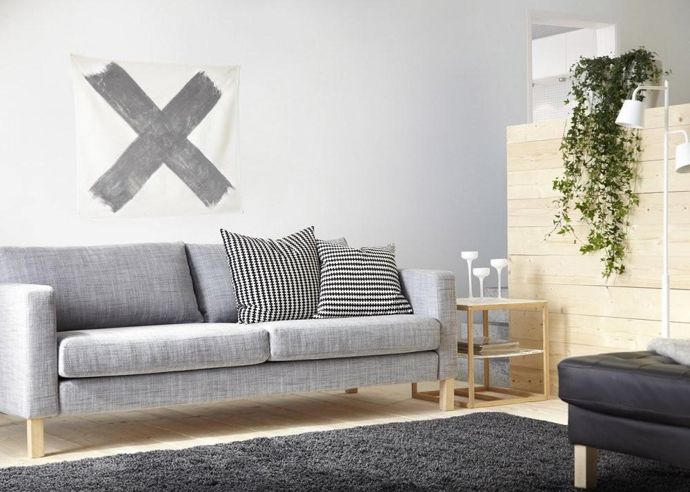 Canapé Convertible Couchage Quotidien Ikea