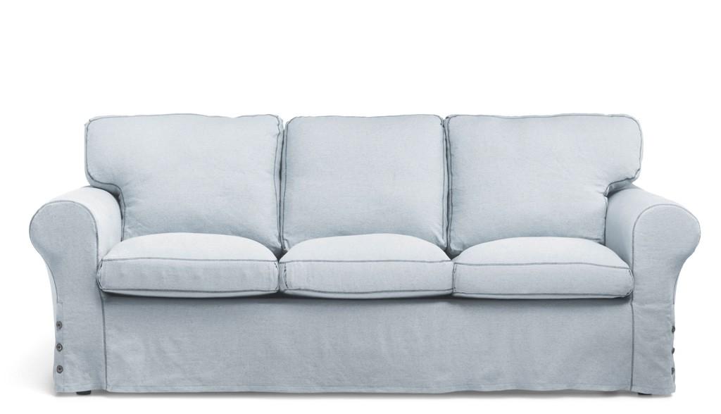 Canapé Convertible Ikea Ektorp 3 Places