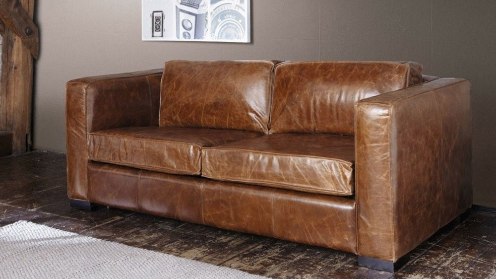 Canapé Style Industriel Convertible