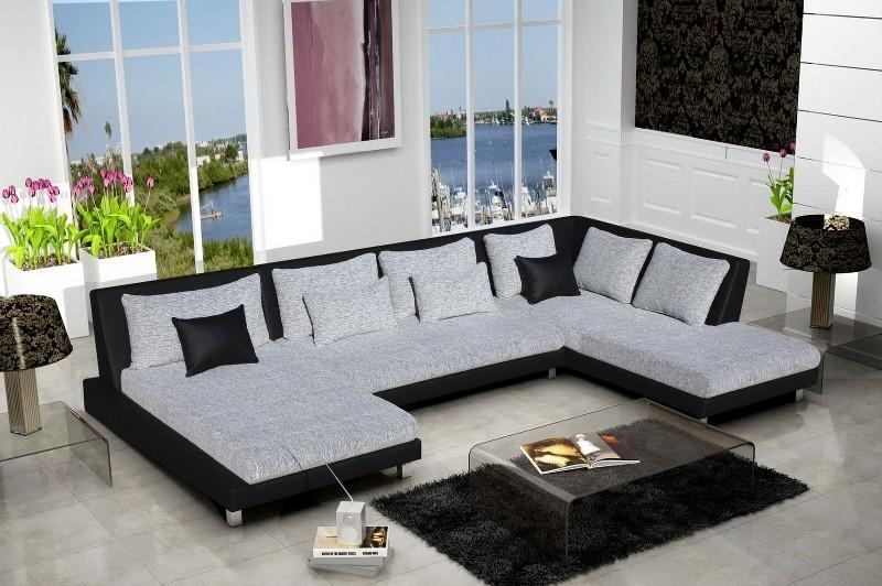 Grand Plaid Pour Canapé D'angle
