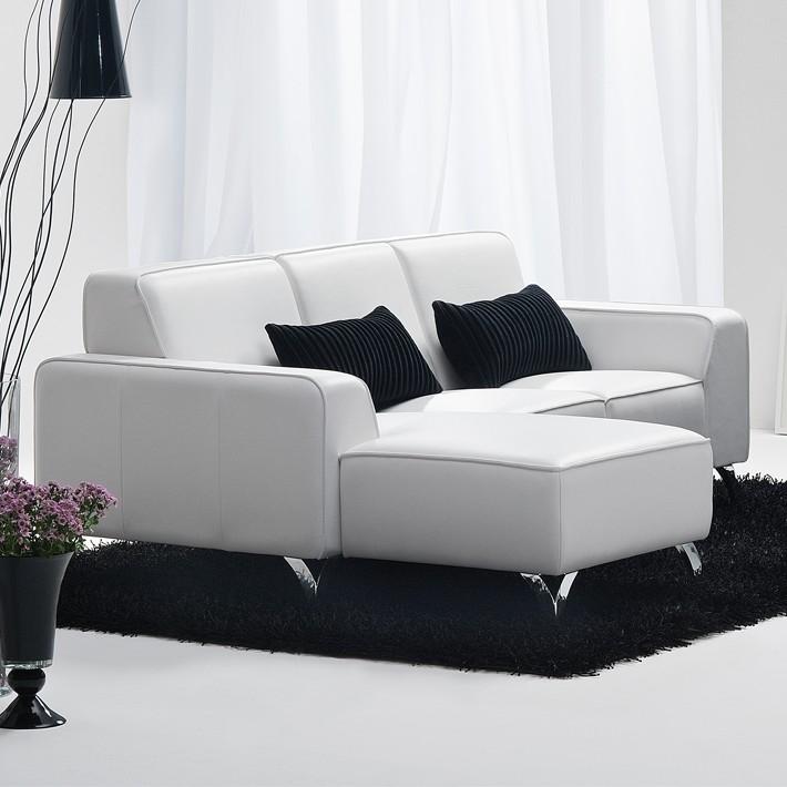 Petit Canapé D angle Cuir Canapé Idées de Décoration de Maison