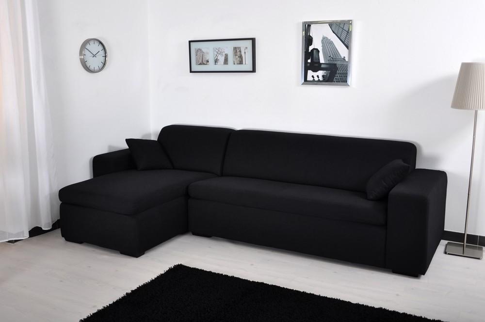 Plaid Canapé D'angle Noir