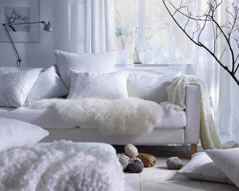 Plaide Pour Canapé Ikea