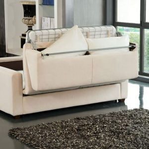 canape convertible couchage quotidien 160x200 canap. Black Bedroom Furniture Sets. Home Design Ideas
