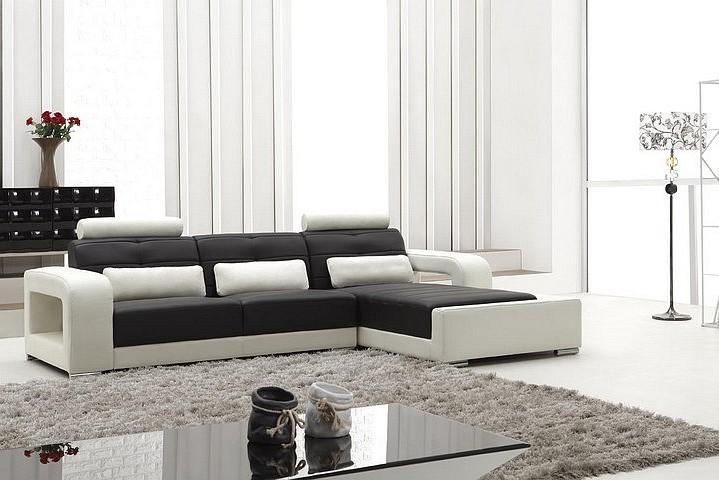 Canapé Cuir Design Soldes
