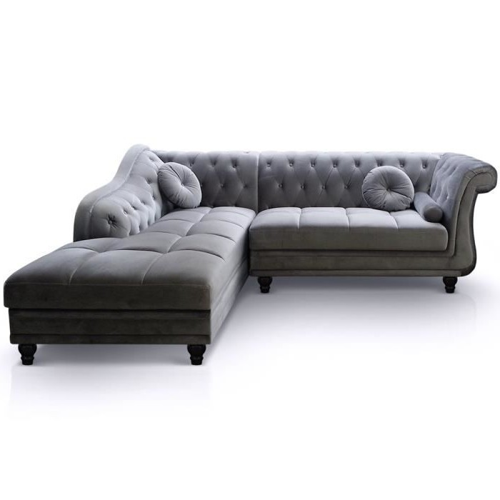 Canape D'angle Chesterfield Cdiscount