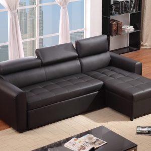 canap cuir convertible solde canap id es de d coration de maison rjnynr2lan. Black Bedroom Furniture Sets. Home Design Ideas
