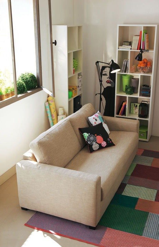 Canape Convertible Chez Habitat