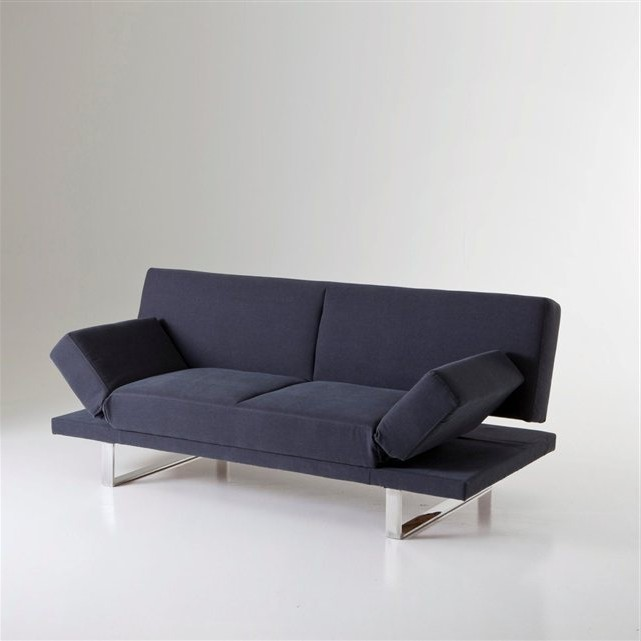 canape convertible cuir sans accoudoir canap id es de. Black Bedroom Furniture Sets. Home Design Ideas
