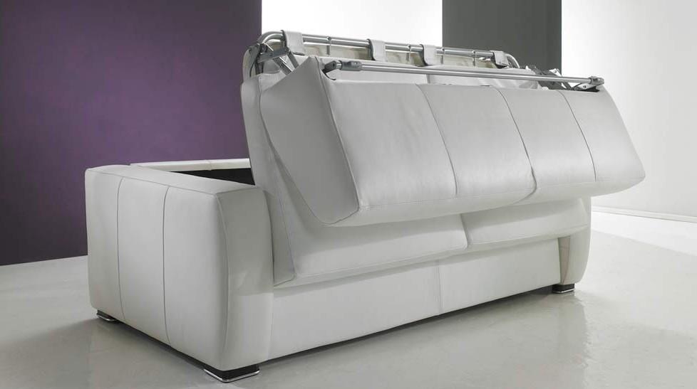 Canape Lit Convertible Avec Vrai Matelas