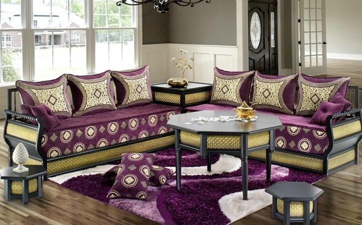 Salon Marocain Design 2013