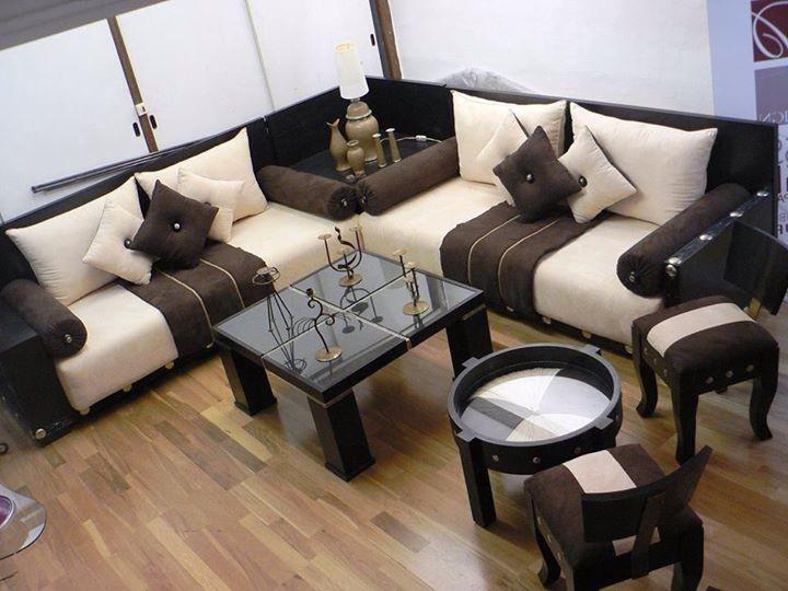 Salon Marocain Design 2014