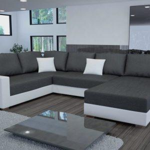 canap d 39 angle convertible gain de place canap id es. Black Bedroom Furniture Sets. Home Design Ideas