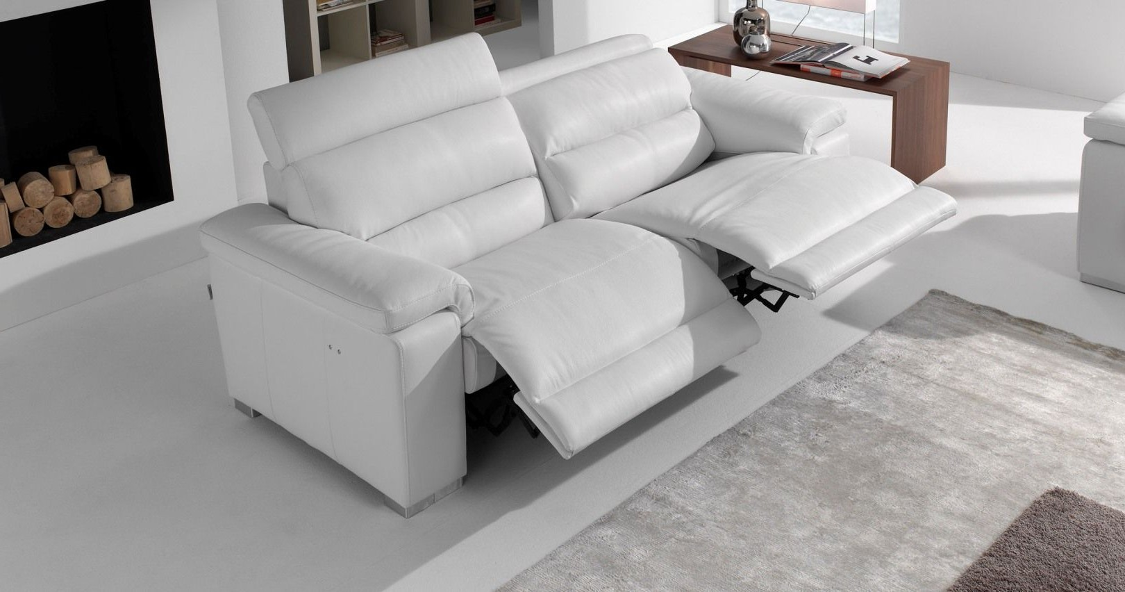 Canape Relaxation Electrique Cuir