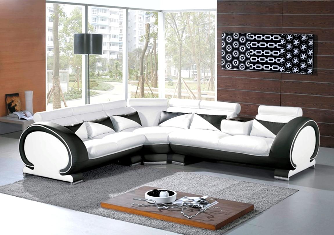 Cuir Center Canape Dangle Blanc