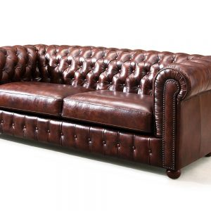canap cuir chesterfield vintage canap id es de. Black Bedroom Furniture Sets. Home Design Ideas