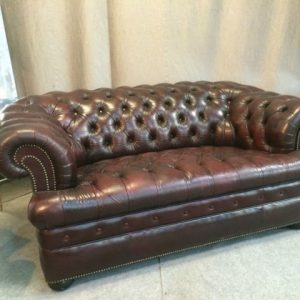 Canape Chesterfield Vintage Ebay