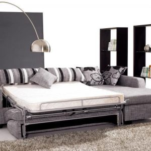canape d 39 angle convertible avec vrai matelas canap id es de d corati. Black Bedroom Furniture Sets. Home Design Ideas