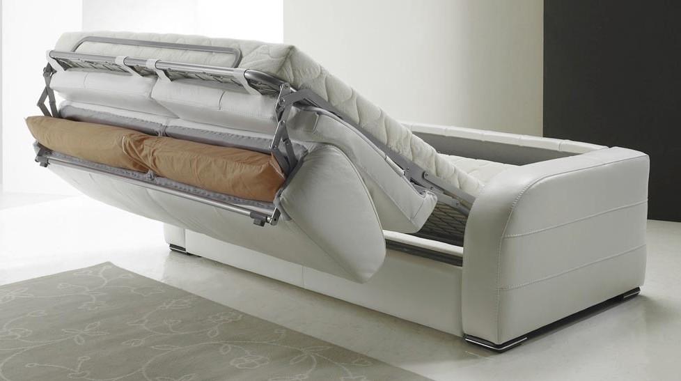 Canape Convertible Avec Vrai Matelas Conforama
