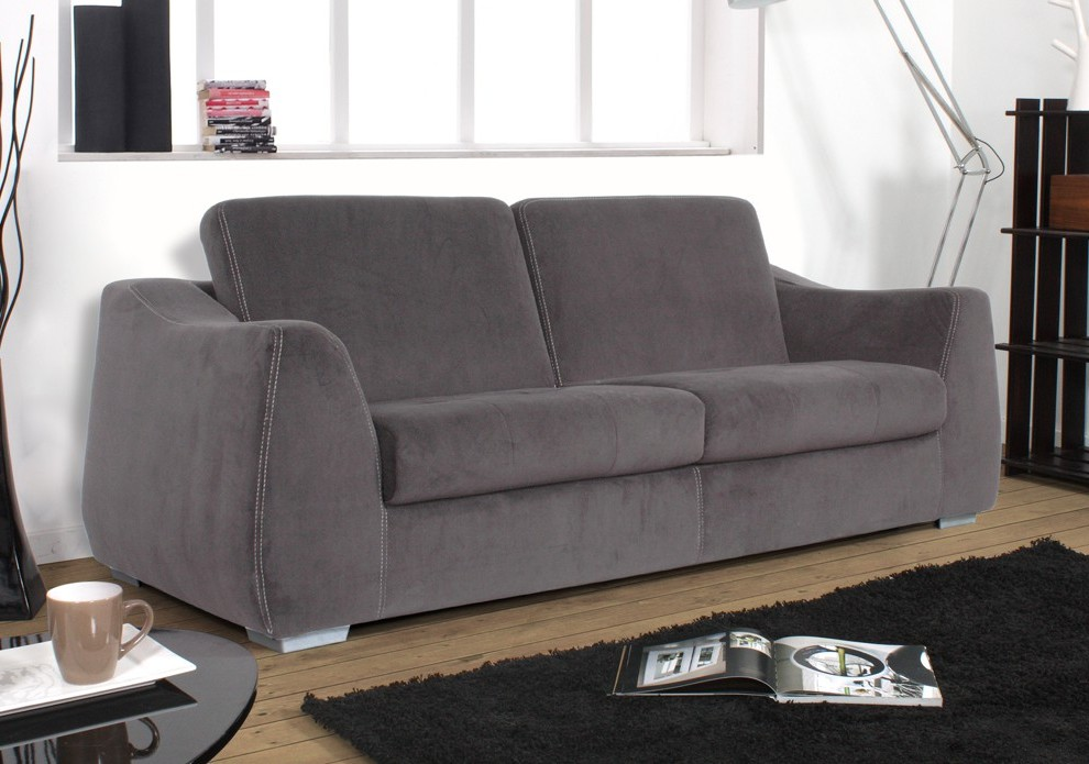Canape Convertible Couchage 140x200