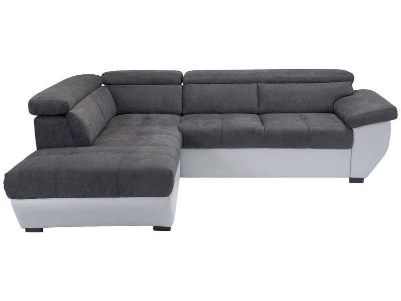 Canape Dangle Gris Anthracite Conforama