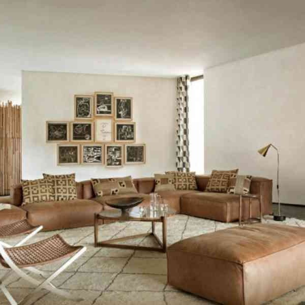 Canape Dangle Style Marocain